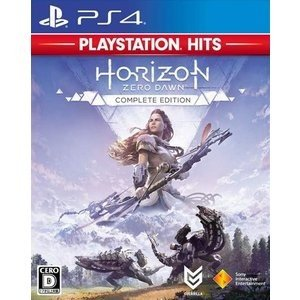PS4 Horizon Zero Dawn Complete Edition PlayStation Hits ホライゾンゼロドーン 090111
