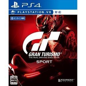 【送料無料・発売日前日出荷】(初回封入特典付) PS4 グランツーリスモSPORT(通常版) (10.19新作) 090533|geamedarake2-store