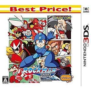 【送料無料・即日出荷】3DS ロックマン クラシックス コレクション Best Price!  020872|geamedarake2-store