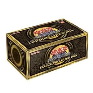 【送料無料(宅配便発送)・即日出荷】遊戯王OCG デュエルモンスターズ LEGENDARY GOLD BOX 1159