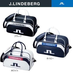 【送料無料】  J.LINDEBERG ジェイリンドバーグ ボストンバッグ JL-117