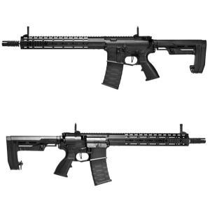 APS12.5インチ M-LOK コンバット ライフル 電動ガン geelyy