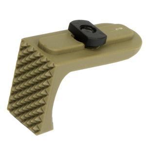 APS M-LOK用 ダイナミック ハンドストップ TypeB デザートカラー|geelyy