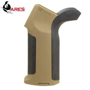 ARES AMOEBA-PRO ピストル グリップ ビーバーテールバックストラップ [AM-HG005A] ミックスカラー|geelyy