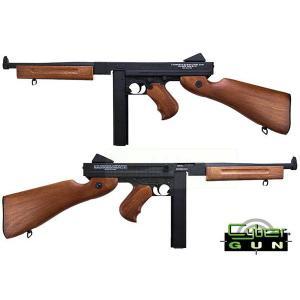 """Cybergun Thompson """"トンプソン"""" M1A1 AEG ライセンス商品 geelyy"""