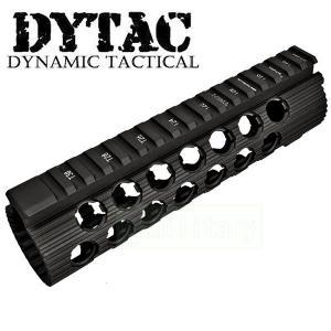 DYTAC TROY TRX タイプ M4ハンドガード 7.2インチ BK|geelyy