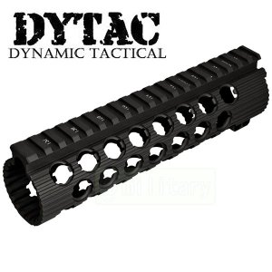 DYTAC TROY TRX タイプ M4ハンドガード 7.6インチ BK|geelyy