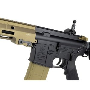 E&C 634 M4 13.5インチ SMR MK16 URG-I 電動ガン デザートカラー geelyy 05