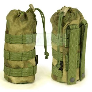 FLYYE MOLLE Water Bottle Pouch A-TACS FG 【A-TACS森林ver】|geelyy