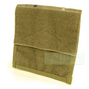 FLYYE Molle Right-Angle Administrative Pouch MC|geelyy
