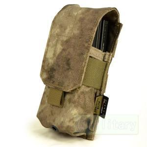 FLYYE MOLLE Single M4/M16 Mag Pouch A-TACS 迷彩|geelyy