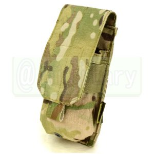 FLYYE MOLLE Single M4/M16 Mag Pouch マルチカム 迷彩 (500D)|geelyy