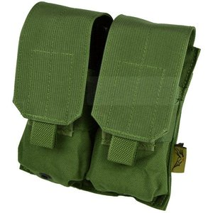 FLYYE MOLLE Double M4/M16 Mag Pouch OD|geelyy