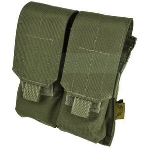 FLYYE MOLLE Double M4/M16 Mag Pouch RG|geelyy