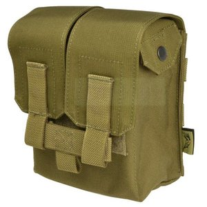 FLYYE MOLLE M249 200Rds Ammo Pouch CB|geelyy