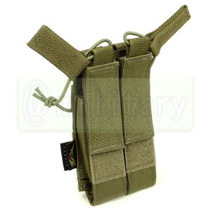 FLYYE OpenTop Double MP7 MagPouch RG|geelyy