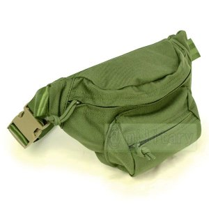 FLYYE Low-pitched waist pack OD|geelyy