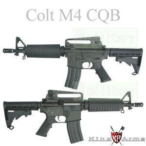 King Arms Colt M4 CQB AEG|geelyy