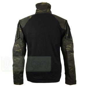 (特価)CRYE タイプ BDU コンバットシャツ マルチカムブラック 迷彩服|geelyy|02