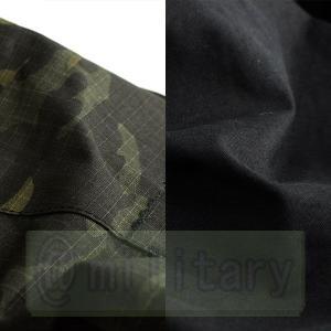 (特価)CRYE タイプ BDU コンバットシャツ マルチカムブラック 迷彩服|geelyy|04