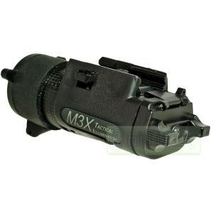 M3X タイプ ウェポン ライト ピストル タイプ BK|geelyy|02