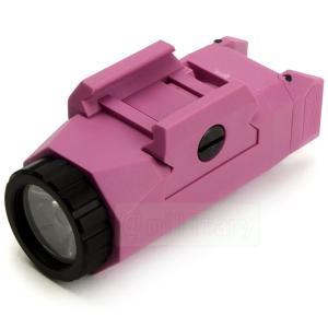 APL タイプ タクティカル ハンドガン ライト ピンク|geelyy