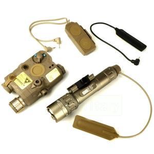 I-STYLE コンボキット (WMX200 タイプ ライト、PEQ-15 タイプ ライト セット) デザートカラー|geelyy