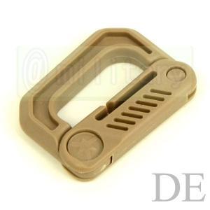 樹脂製カラビナ 小 DE|geelyy