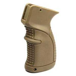 FAB AGR-47 タイプ ライフルグリップ for GBB AK デザートカラー|geelyy