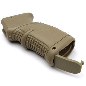 FAB AGR-47 タイプ ライフルグリップ for GBB AK デザートカラー|geelyy|03