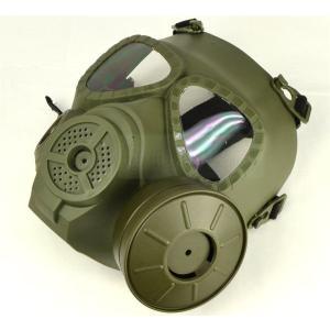 M04 ガスマスク スタイル フルフェイスゴーグル OD|geelyy