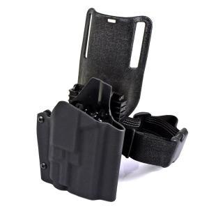 ホルスター ドロップアダプター  サイストラップ セット for グロック、VP9、PPQ、FNS9...
