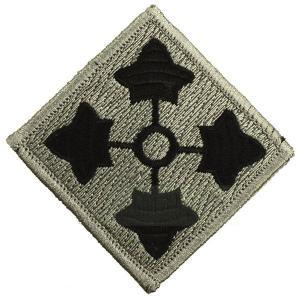 第4歩兵師団 【アイヴィー】 パッチ|geelyy