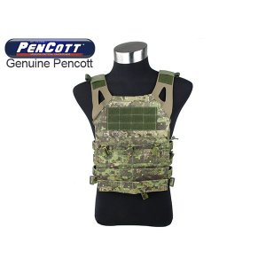 TMC Jumper Plate Carrier JPCベスト 【Pencott GreenZone