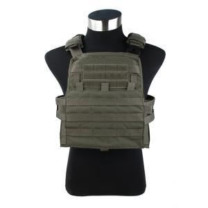 TMC MBAV(Modular Body Armor Vest) SMALL Size アダプティブ ベスト レンジャーグリーン|geelyy