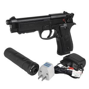 Umarex ベレッタM92A1 Tactical 電動ハンドガン ブラック|geelyy