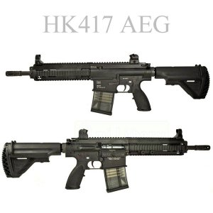 VFC HK417 AEG|geelyy