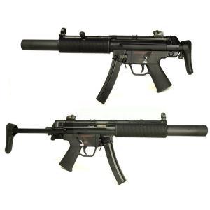 【限定品数本】 VFC H&K MP5SD3 ガスブローバック 内部機構強化版 スペアマガジン+1本付き|geelyy