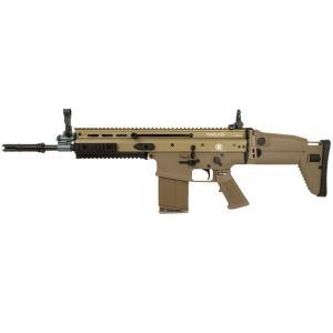 CyberGun/VFC FN SCAR-H GBB ガスブローバック デザートカラー【マガジン2本付き】|geelyy
