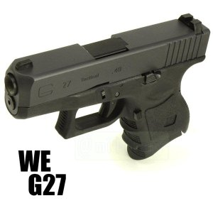 WE G27 【グロック27】 ガスブローバック geelyy