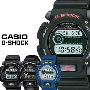 BOX訳あり G-SHOCK 腕時計 ジーショック 海外モデル アウトドア メンズ カシオ Gショック クオーツ ブラック DW-9052-1 DW-9052-2
