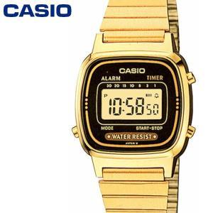 【送料無料】CASIO チープカシオ STANDARD スタンダード デジタル 腕時計 LA670W...
