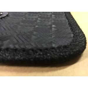 スズキ ラパン HE33S オリジナルフロアマット 喜多帆布工業株式会社 (取寄せ品)