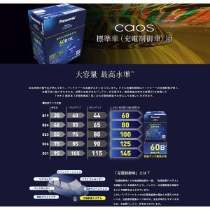 カオス N-80B24L/C6 パナソニック カーバッテリー 標準車(充電制御車)  廃バッテリー回収送料無料|gekicar|02