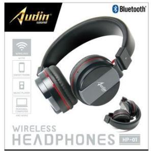 ピーナッツクラブ Audin sound ワイヤレスヘッドホン HP-01 KK-00498 カー用品のWEBいち店