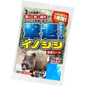 プラスリブ  撃退!イノシシ 10個入|gekitai-factory