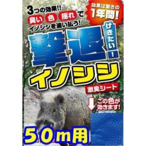 プラスリブ  撃退!イノシシ 50個入|gekitai-factory