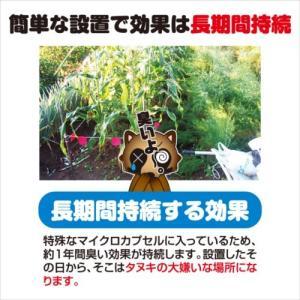 プラスリブ  撃退!タヌキ 10個入   |gekitai-factory|02