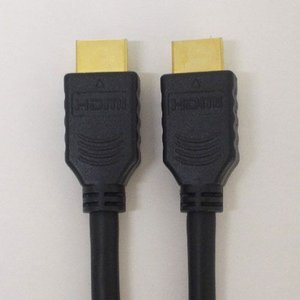 HDMIケーブル 1.4a  黒色 3m 送料249円(税別)!!1本 L型、ストレート ゆうメール便配送で!日本全国どこでも!!*写真と形状が異なります。 9041-3BL gekiyasu-cable
