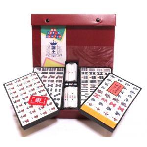 麻雀牌(プロ仕様)   背色・黄   麻雀セット |gekiyasu342